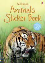 Animals (Spotter's Sticker Book)
