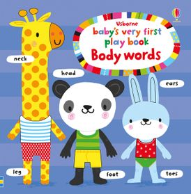 Baby's Very First Playbook Body Words BB