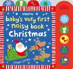 Baby's Very First Noisy Book: Christmas -