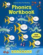 Phonics Workbook 2 Paperback  by MAIRI MACKINNON
