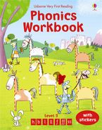 Phonics Workbook 3 Paperback  by MAIRI MACKINNON