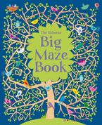 Big Maze Book Paperback  by Kirsteen Robson