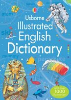 Illustrated English Dictionary Paperback  by Jane Bingham