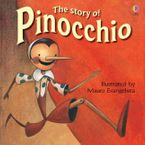 Story Of Pinocchio (Picture Books) Paperback  by Katie Daynes