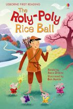 Roly-Poly Rice Ball Hardcover  by Rosie Dickins
