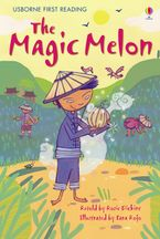 Magic Melon Hardcover  by Rosie Dickins