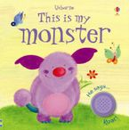 This Is My Monster Hardcover  by Sam Taplin