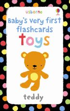 Toys (Baby's Very First Flashcards)