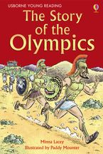 Story Of The Olympics Hardcover  by Minna Lacey