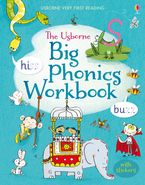 Big Phonics Workbook Paperback  by MAIRI MACKINNON