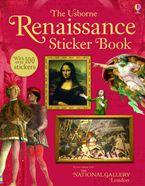 Story Of The Renaissance Sticker Book Paperback  by RUTH BROCKLEHURST