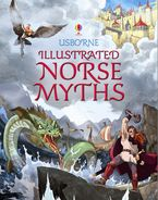 Illustrated Norse Myths - Alex Frith