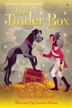 Young Reading 1/The Tinder Box Hardcover  by Russell Punter