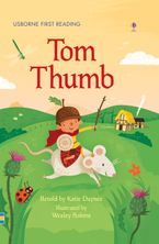First Reading Level 3/Tom Thumb Hardcover  by Katie Daynes