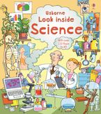 Look Inside Science Hardcover  by Minna Lacey