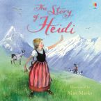 Story Of Heidi (Picture Books) Paperback  by Susanna Davidson