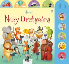Noisy Orchestra Board Book With Sound