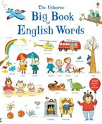 Big Book Of English Words Hardcover  by MAIRI MACKINNON