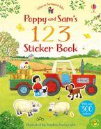 1 2 3 Sticker Book (Farmyard Tales) Paperback  by Jessica Greenwell