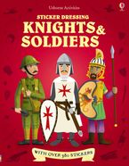 Sticker Dressing/Knights & Soldiers Paperback  by Kate Davies