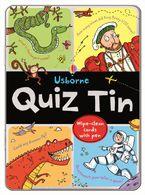 Quiz Tin Paperback  by Simon Tudhope