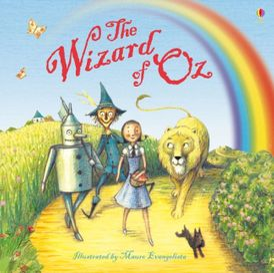 Wizard Of Oz (Picture Books)