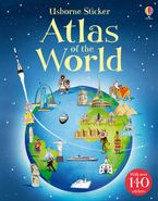 Atlas Of The World Paperback  by Fiona Patchett