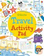 Travel Activity Pad Paperback  by Simon Tudhope