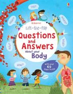 QUESTIONS AND ANSWERS ABOUT YOUR BODY Hardcover  by Katie Daynes