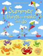 Summer Things To Make And Do Paperback  by Leonie Pratt