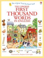 First Thousand Words In English - Heather Amery