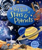 Big Book Of Stars & Planets Hardcover  by Emily Bone