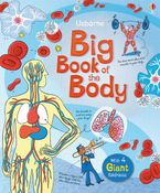 Big Book of The Body Paperback  by Minna Lacey