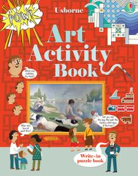 art-activity-book