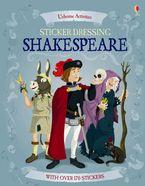 Sticker Dressing Shakespeare Paperback  by Rachel Firth