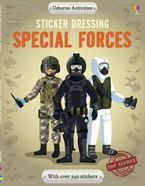 Sticker Dolly/Special Forces