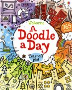 Doodle A Day Paperback  by Phillip Clarke