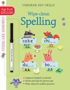 Key Skills Wipe-Clean Spelling 5-6 - Jane Bingham