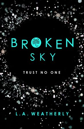 Cover image - Broken Sky