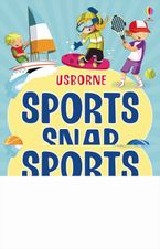 Sports Snap Paperback  by USBORNE
