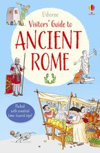 Visitor's Guide To Ancient Rome Paperback  by Lesley Sims