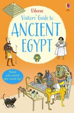Visitor's Guide To Ancient Egypt Paperback  by Lesley Sims