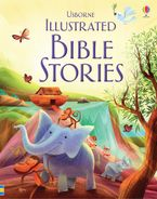 Illustrated Bible Stories Hardcover  by Various