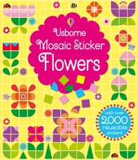 mosaic-sticker-flowers