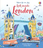 Look Inside London Paperback  by JONATHAN MELMOTH