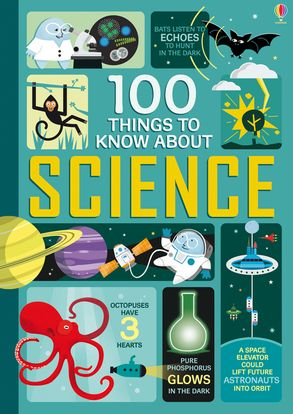 Cover image - 100 Things to Know About Science