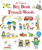 Big Book Of French Words Paperback  by MAIRI MACKINNON