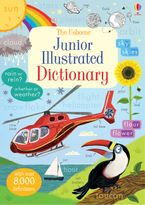 Hannah Wood - Junior Illustrated English Dictionary