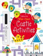Wipe-clean Castle Activities Paperback  by Kirsteen Robson