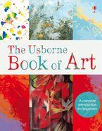 Book Of Art Paperback  by Rosie Dickins